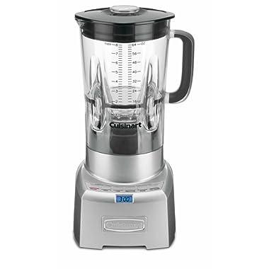 Cuisinart CBT-1000 PowerEdge 1.3 Horsepower Blender with BPA Free Jar, 64-Ounce, Brushed Stainless