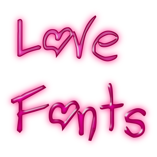 Free Fonts Font - Love fonts