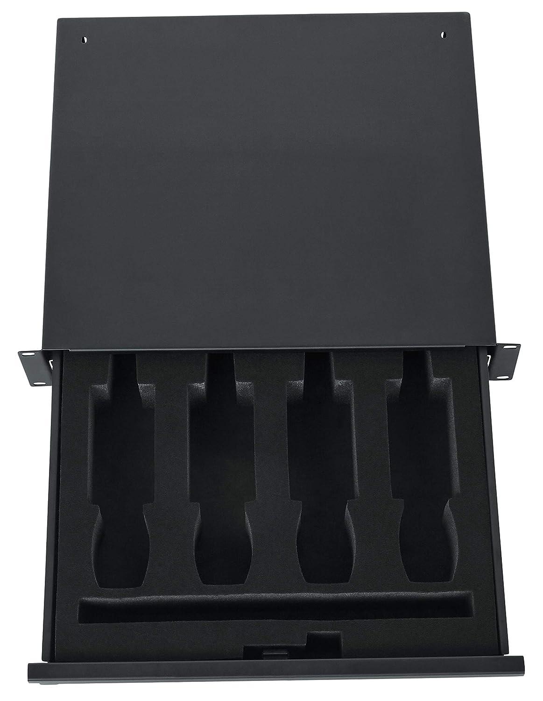 Gator Rackworks Standard 3U Rack Mount Drawer with Lock; 14.2 Deep GRW-DRW3
