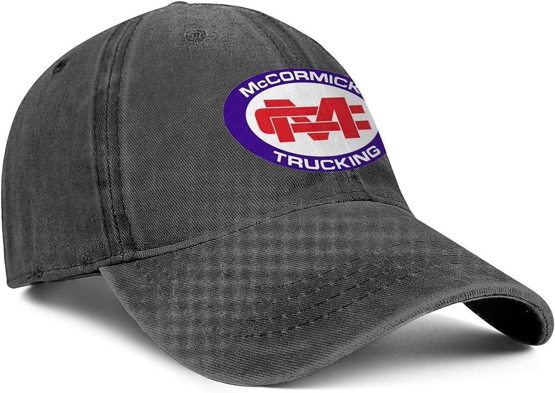 WintyHC Logo-McCormick Cowboy Hat Trucker Hat One Size Gas Cap