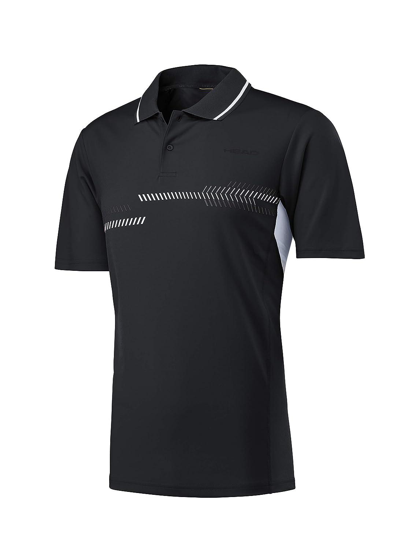 HEAD Technisches Poloshirt für für für Herren B01NCZ7VA3 Poloshirts Einfacher Stil b1b5e2