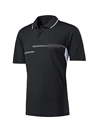 6570d1fd250e HEAD Men s Club Technical Polo Shirt  Amazon.co.uk  Sports   Outdoors