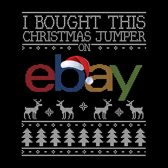 Coto7 I Bought This Christmas Jumper On Ebay Womens T-Shirt: Amazon.es: Ropa y accesorios