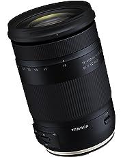 Tamron 18-400 mm F/3.5-6.3 DI-II VC HLD Zoom Todo en uno para cámaras réflex Digitales Canon APS-C (6 años de garantía Limitada de Estados Unidos)