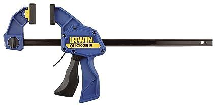 Quick-Grip Irwin 5062QC Juego de 2 sargentos semiautomáticos (15,24 cm)
