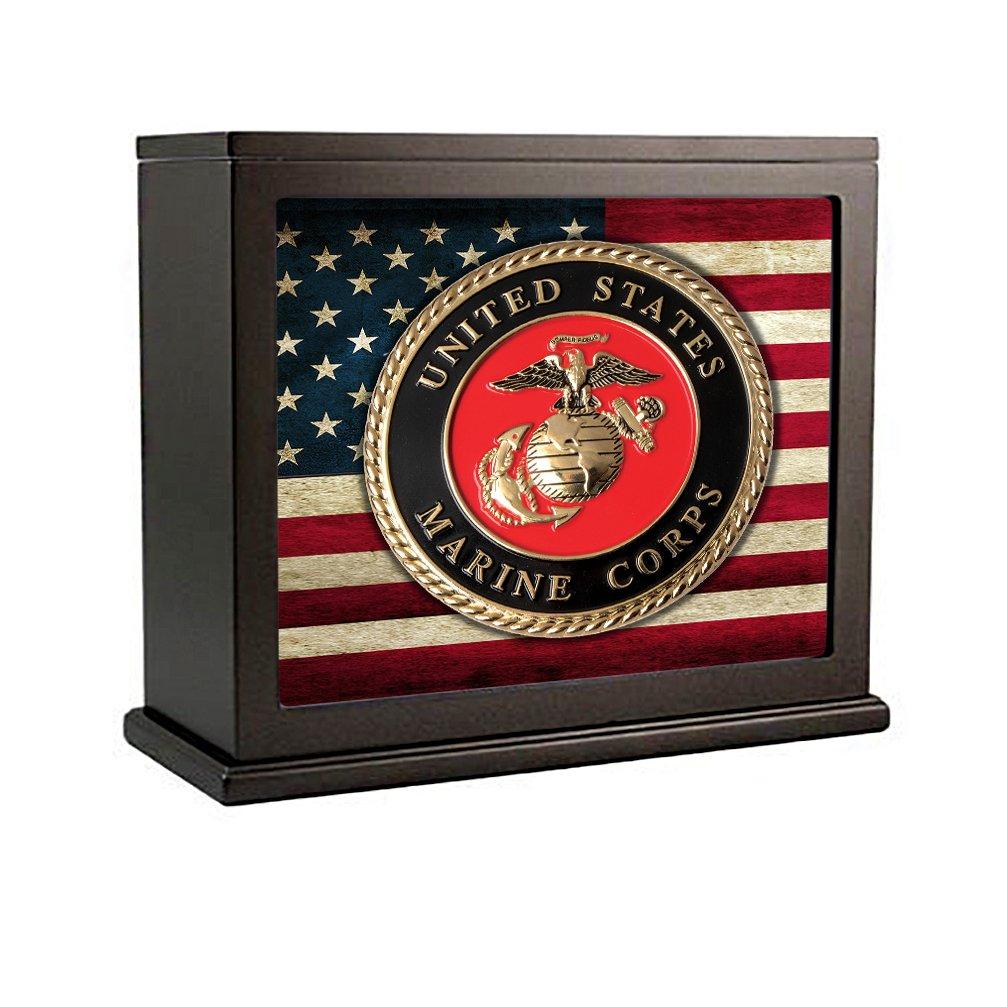 United States Marines部屋Electricアクセントランプ、ナイトライト B06WGMT231
