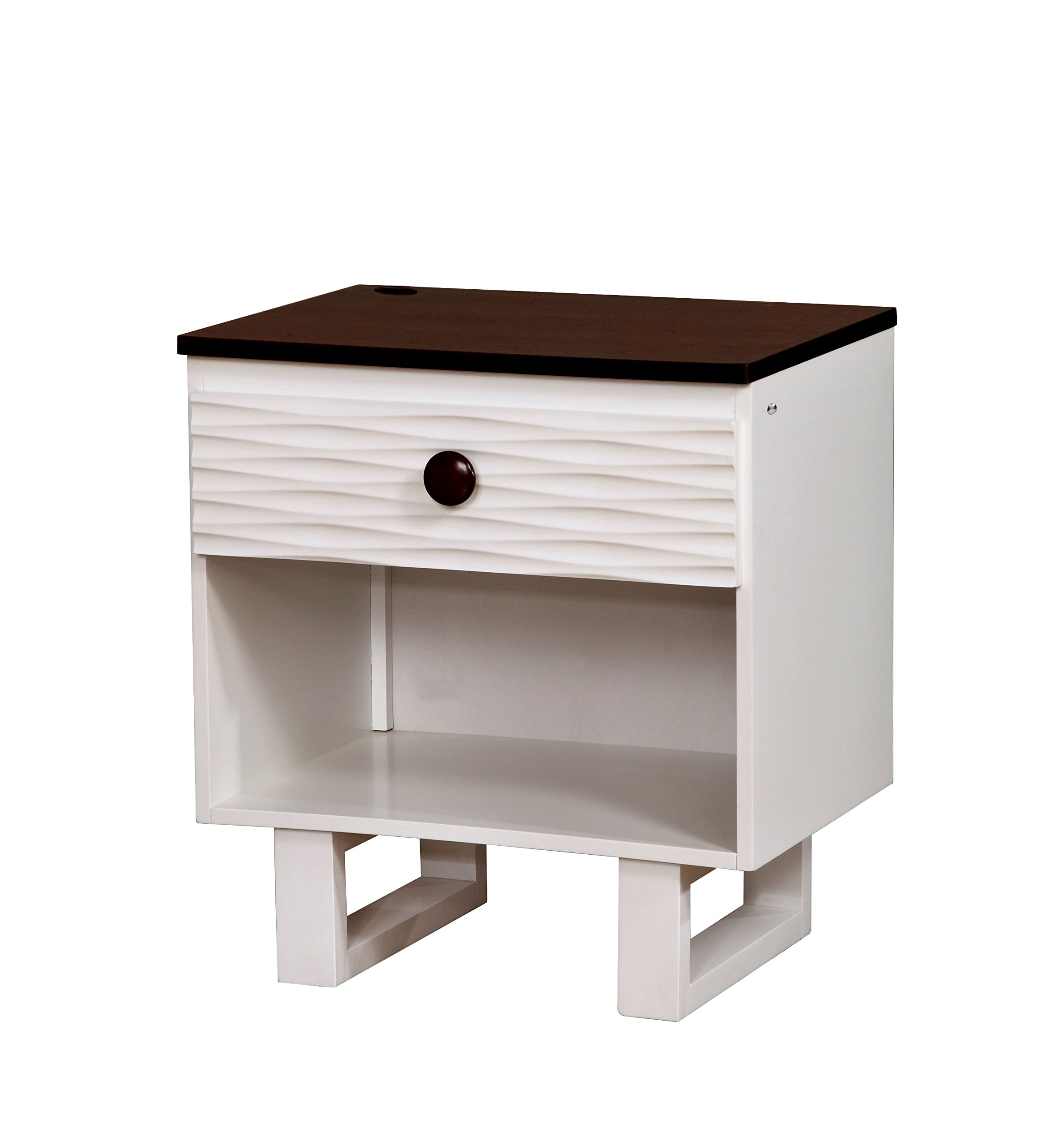 HOMES: Inside + Out IDF-7191N Merra Nightstand Childrens