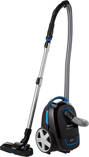 Philips FC8383/61 Vacuum Cleaner with Bag, Black