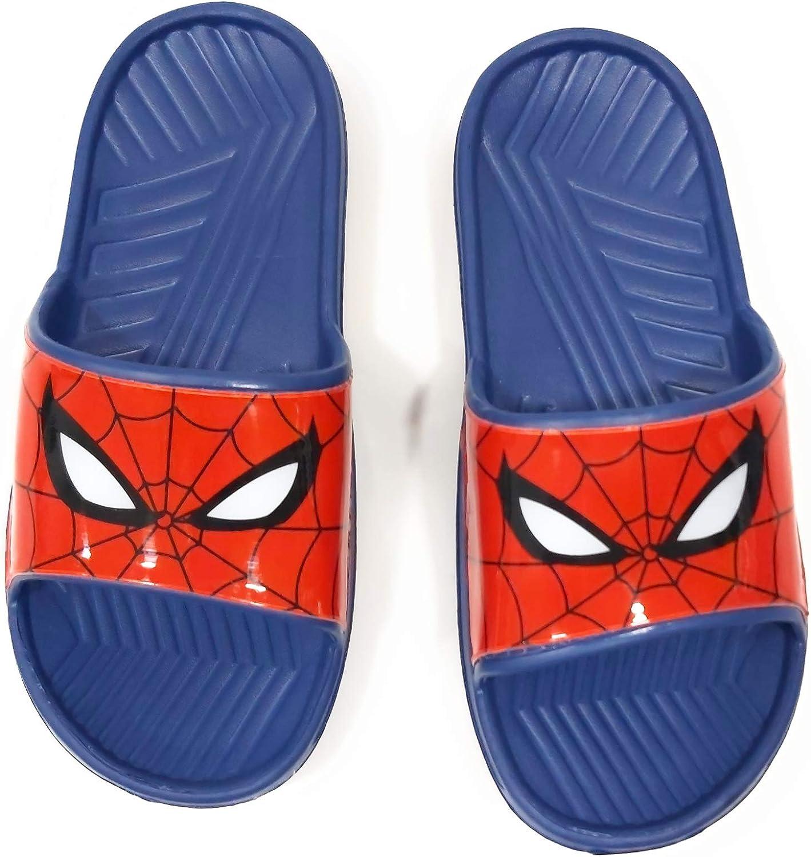 Spiderman Sandales de plage ou de piscine pour enfant