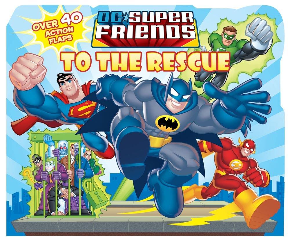 DC Super Friends: To the Rescue ebook