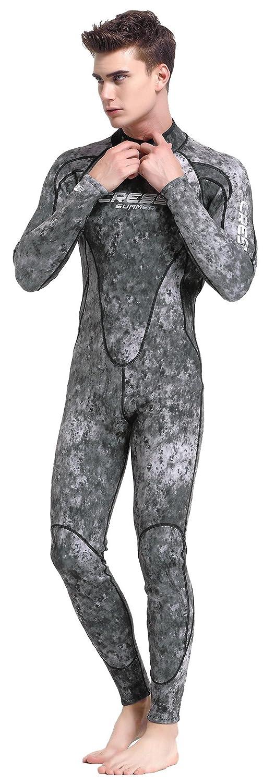 Cressi Summer Man 2.5mm Muta Monopezzo Neoprene Ultrastretch Uomo