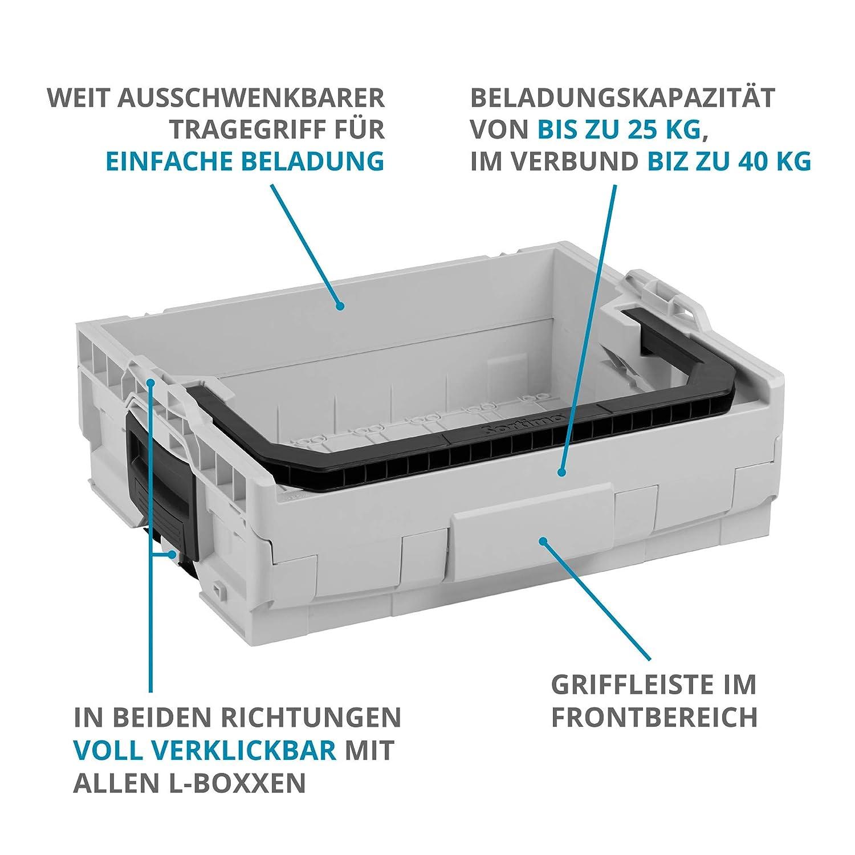 Lt-Boxx 272 Bosch Sortimo L-BOXX Gris