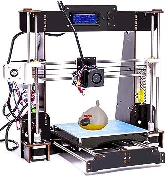 Kit de Impresora 3D DIY, versión actualizada Prusa I3, impresoras ...