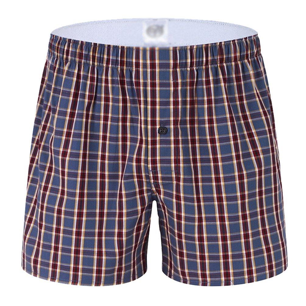 Yuanu Uomo Pantaloncini da Nuoto Pantaloncini da Spiaggia Elastico Casual Pantaloncini da Surfe