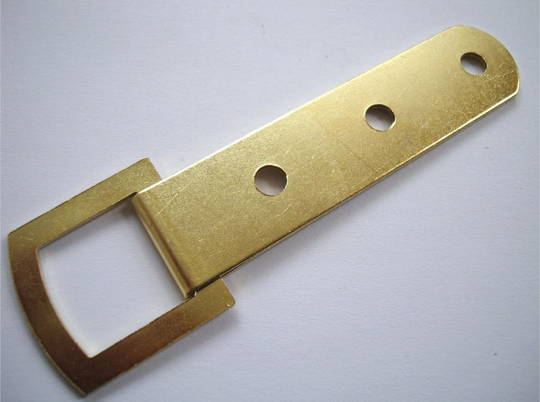 Bildaufhänger für schwere Rahmen, 3 Loch, 86 mm EB, 2 Stück: Amazon ...
