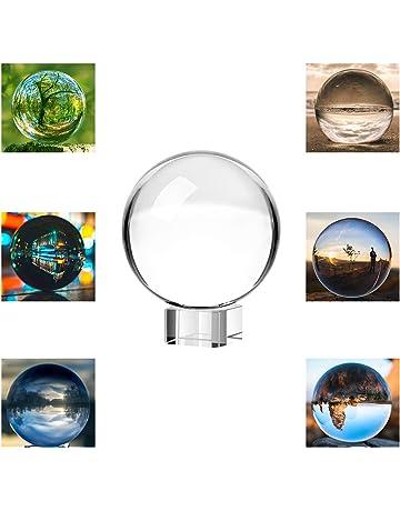Neewer 80mm Boule en Crystal avec Embase de Crystal pour Feng Shui    Divination ou Décoration 2cdc7f27f7b0