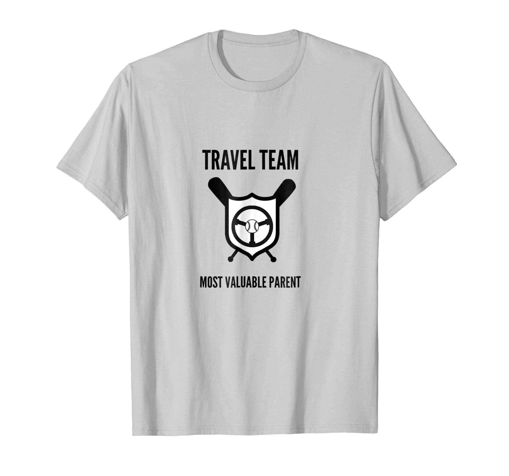 Funny Baseball Travel Team T-Shirt