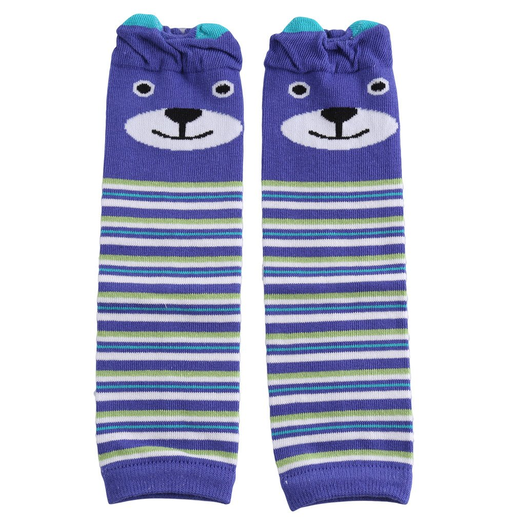 HENGSONG Baby Girls Boys Cotton Leg Warmers Socks Tight Stocking Socks Cute Cartoon Animal Pattern UK9816531A