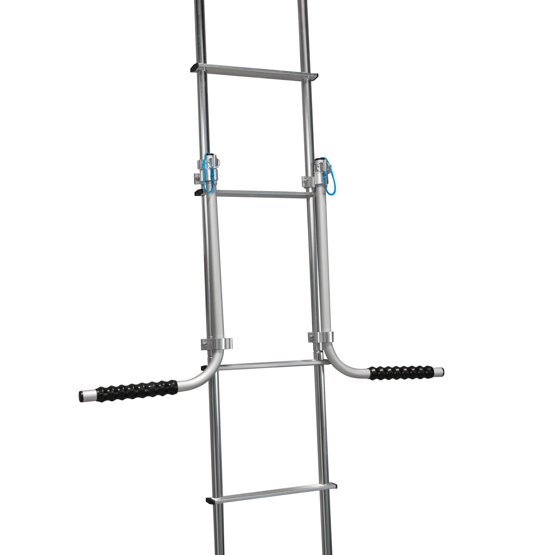 RV Ladder Mount System - Universal RV Ladder Rack for SmartTote2 | Portable RV Waste Tote Tanks | Bikes | Chairs - Thetford 40830 by Thetford