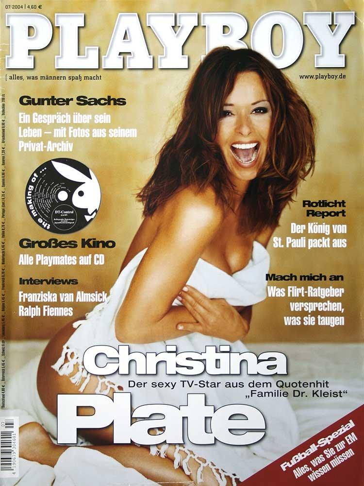 Christina plate sexy