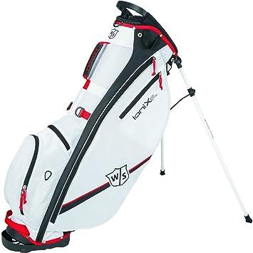 Wilson Staff Ionix SL Carry/Stand - Bolsa de golf, color ...