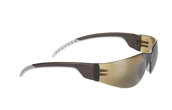 Swiss Eye Outbreak Luzzone Lunettes de sport mixte Blanc/Gris Small revwWzD7GS