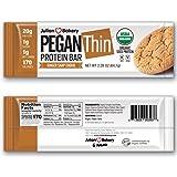 Pegan Protein Bar (Ginger Snap Cookie) 12 Bars (20g Organic Pumpkin Seed Protein) (Vegan/Paleo)