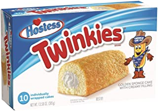 product image for Hostess LIMITED EDITION (2 Boxes) BONUS 1 Hostess Coffee Cake Individually Wrapped (Twinkies)