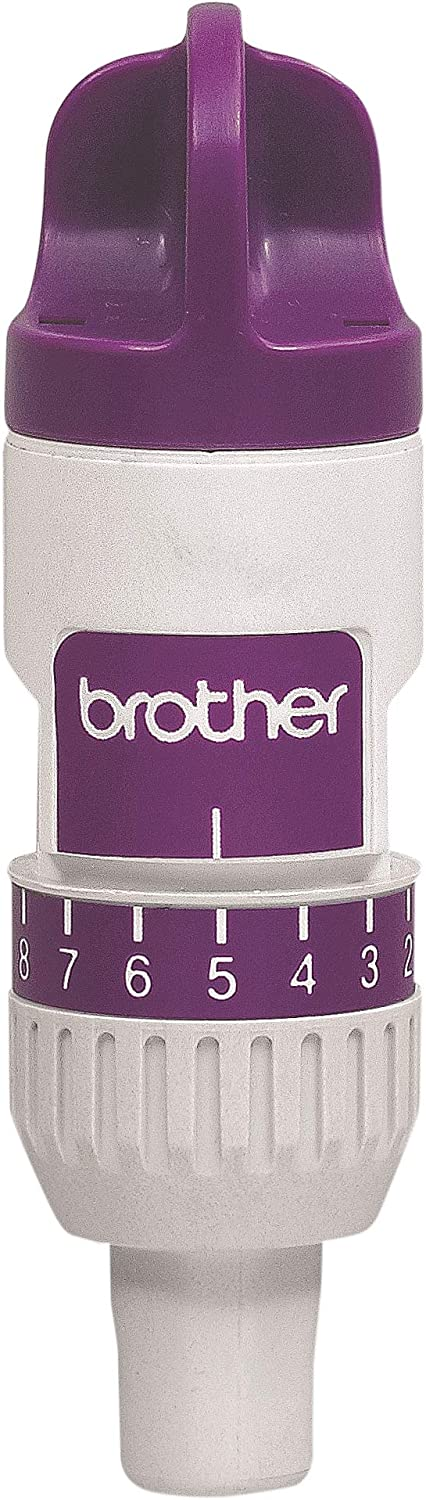 Brother CAHLF1 Scan-N-Cut - Soporte para Cuchilla de Corte Profundo, Color Blanco: Amazon.es: Informática