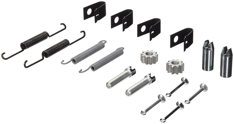 Carlson Quality Brake Parts H7325 Drum Brake Hardware Kit