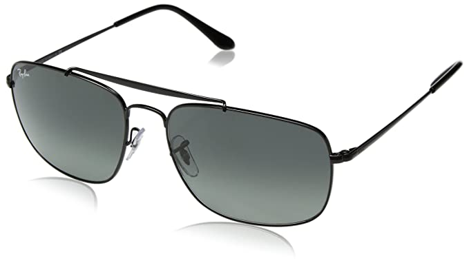 Ray-Ban 0rb3560 002/71 61 Gafas de sol, Black, 60 para ...