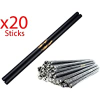 "Escrima Sticks Children/'s 20 1//2/"" Black Practice Foam Escrima with Gold Dragon"
