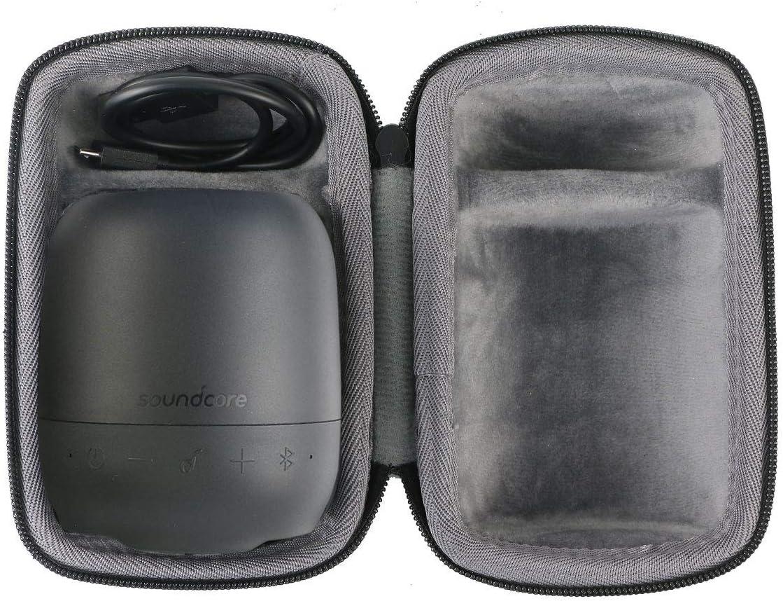 Hart Reise Schutz Hülle Etui Tasche Für Anker Soundcore Ace A1 Mini Kompakter Bluetooth Lautsprecher Von