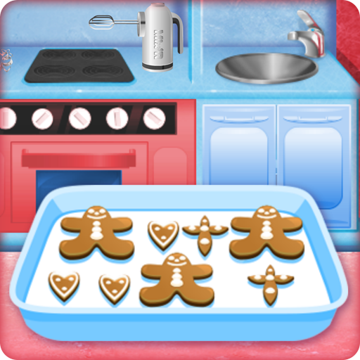Cooking Gingerbread Cookies