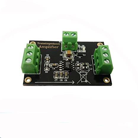 AD8015 Integrated Transimpedance Amplifier Module Single-ended to Differential
