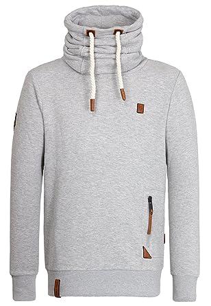 Naketano Men's Sweatshirt Alter Gauner IV