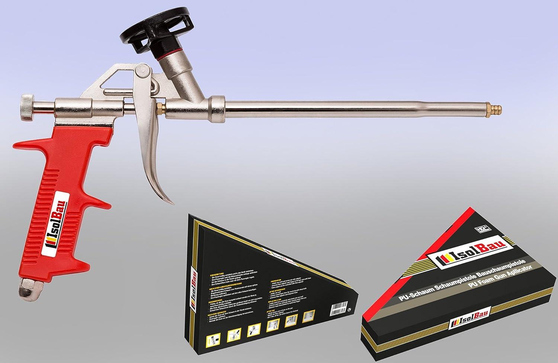 Espuma de poliuretano Espuma metal pistola pistola de espuma espuma Pistola Pistola 1/pieza