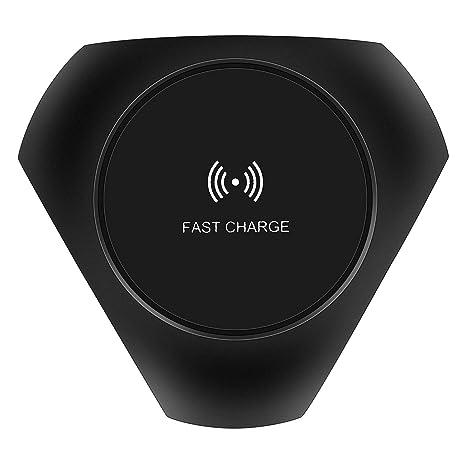 TOOGOO F07 10W Rápido Cargador Inalámbrico para Samsung ...