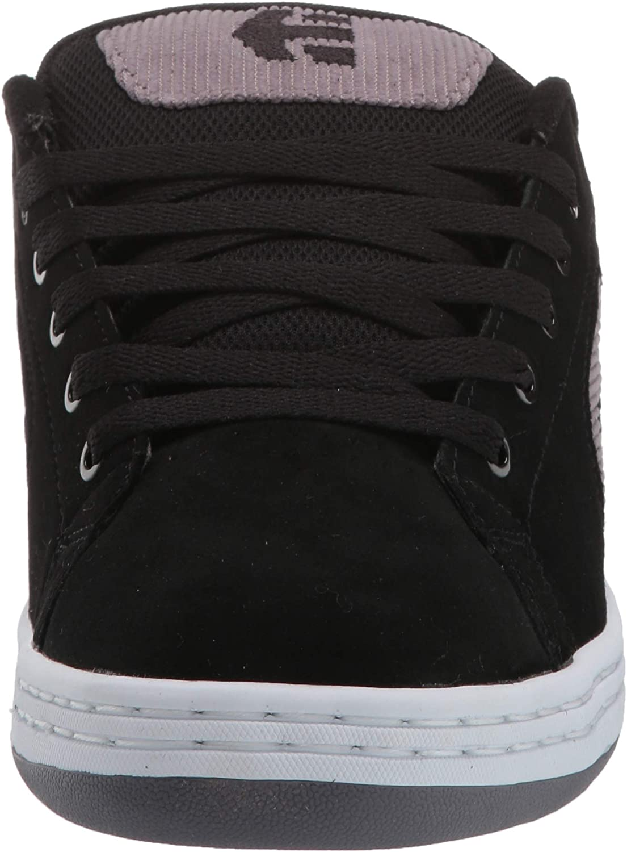 Etnies Calli-Cut, Chaussures de Skateboard Mixte Adulte Noir Black Grey 570 570