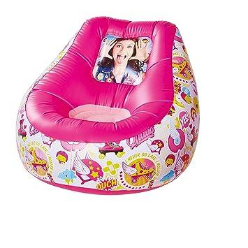 XXL Soy Luna Aufblasbarer Sessel Kindersessel