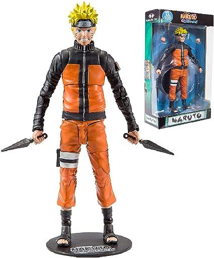 Amazon.com: McFarlane Toys Naruto Shippuden - Figura de ...