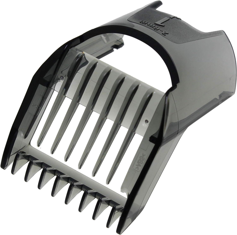 Rowenta - Peine nº. 1,2-6 mm para cortapelos/afeitadora MultiStyle ...