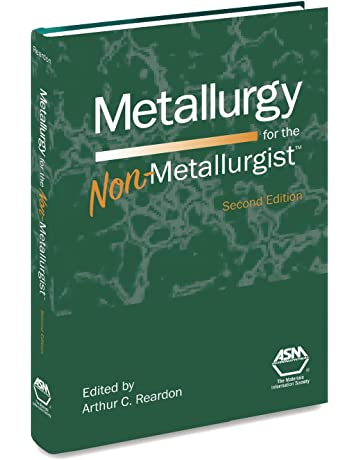 Amazon ca: Metallurgy - Materials Science: Books