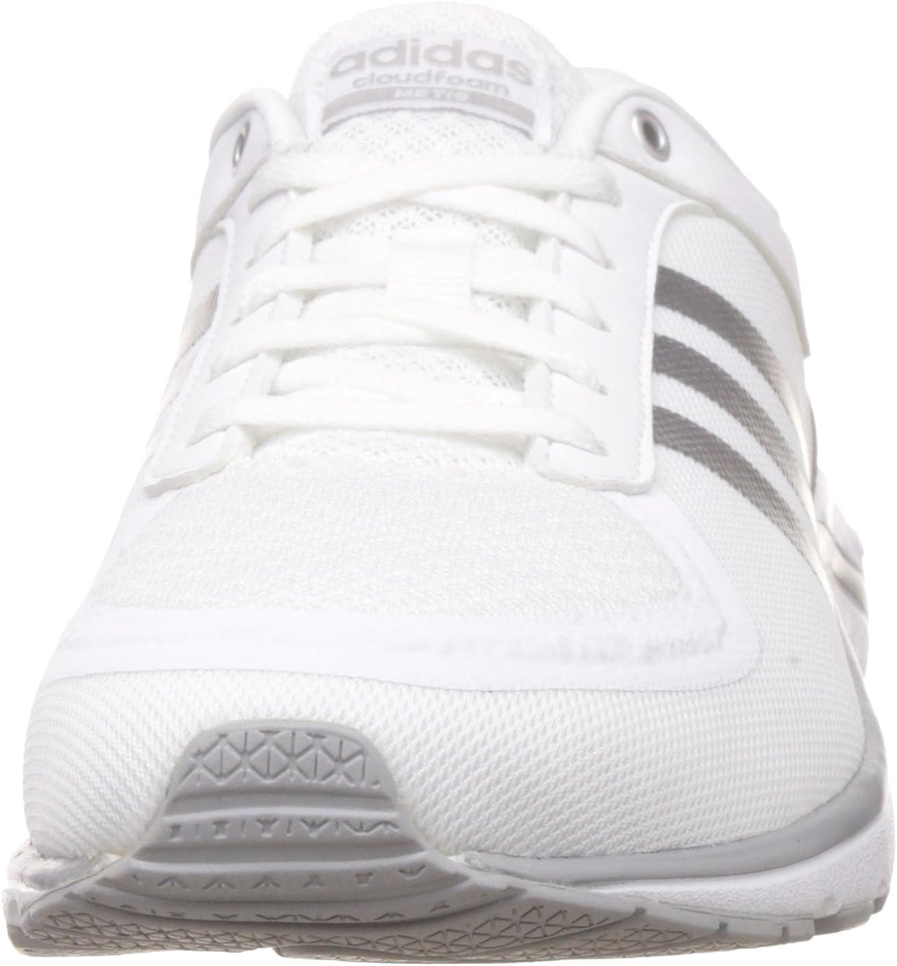 adidas Cloudfoam Metis W, Women's Trainers, White (Ftwbla/Plamat ...