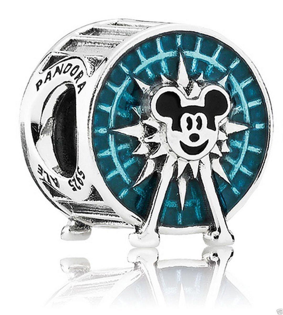 PANDORA Disney Park Exclusive Mickey's Fun Wheel Charm - Disneyland California Adventure