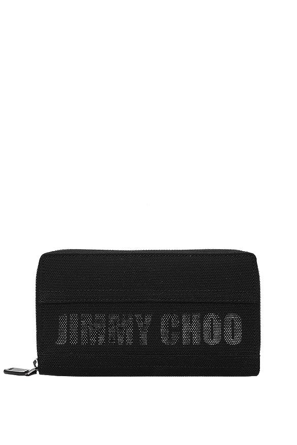 Billeteras Jimmy Choo Carnaby Hombre - Tejido ...