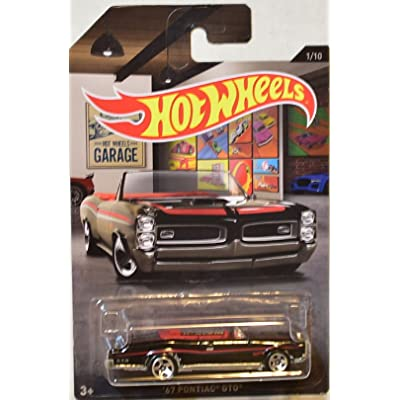 Hot Wheels 1967 '67 Pontiac GTO Convertible Garage Series 1/10 HW Diecast 2016: Everything Else