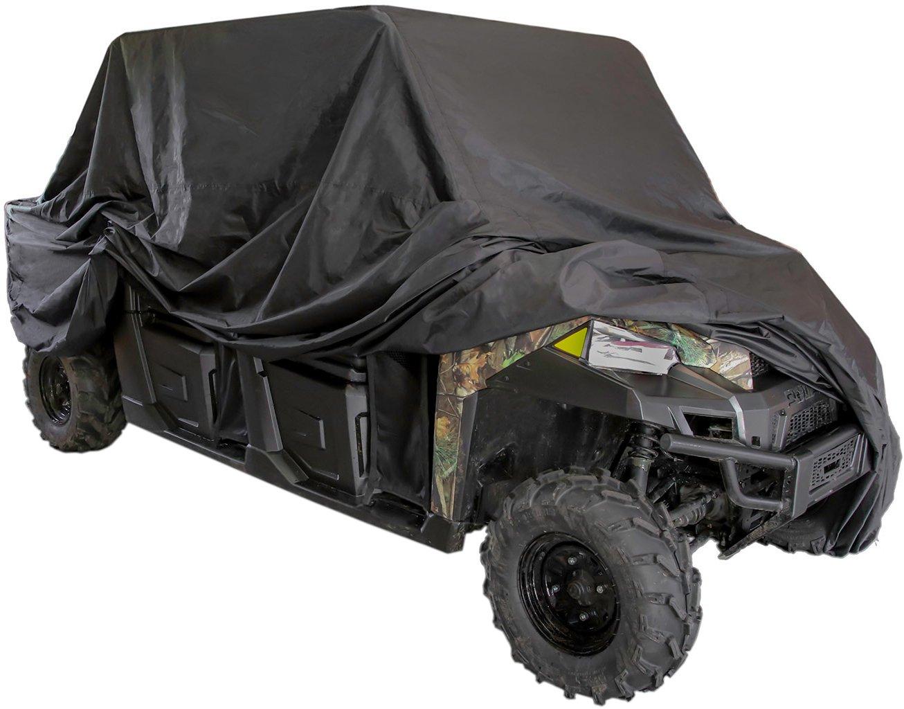 Raider 02-7725 SX-Series Weather and UV-Resistant UTV 2-Row Seating Storage Cover by Raider