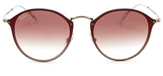 277461a457 Image Unavailable. Image not available for. Color  Ray-Ban RB3574N Blaze  Round Unisex Gradient Sunglasses ...