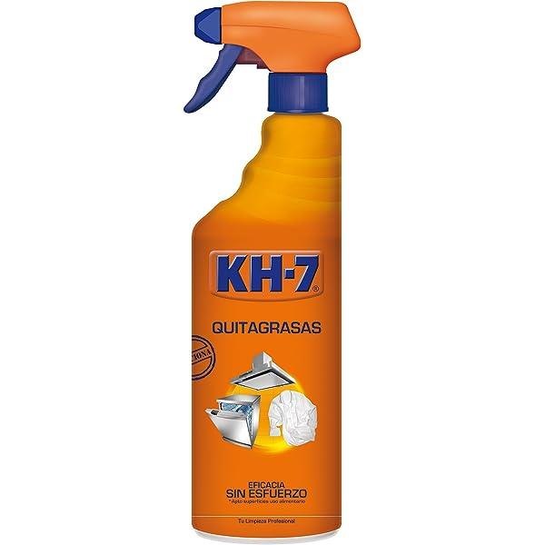 Kh-7 - Quitagrasas Pulverizador, 750 ml: Amazon.es: Salud y ...